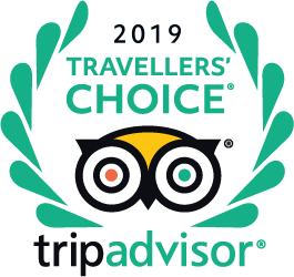 Trip Advisor Travellers' choice 2019