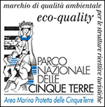 Seal of Environmental Quality - Cinque Terre National Park