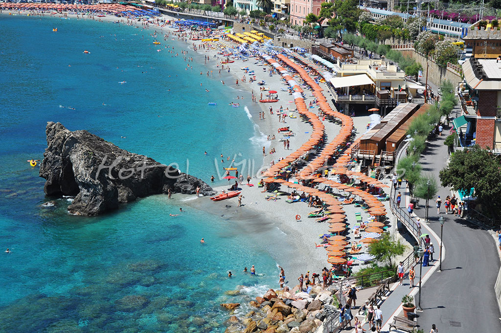 Hotel Villa Steno Monterosso Al Mare Italy