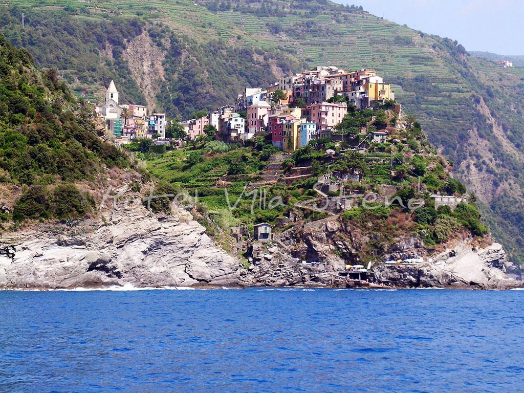 Hotel A Villa San Pietro Di Monterosso Italie