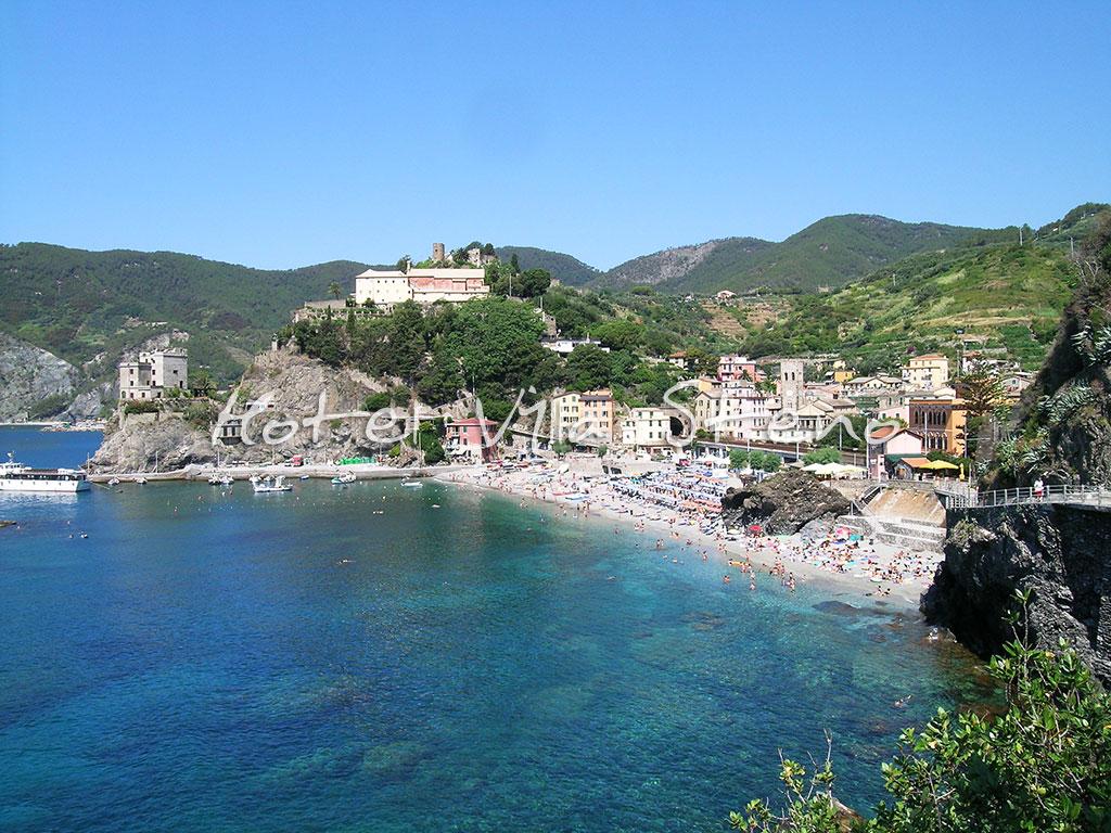 H tel villa steno photogallery monterosso al mare for Hotels 5 terres italie