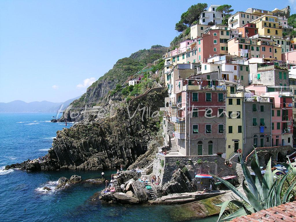 Hotel villa steno cinque terre monterosso al mare for Hotels 5 terres italie