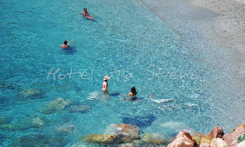 H tel villa steno le climat monterosso al mare for Appart hotel 5 terres