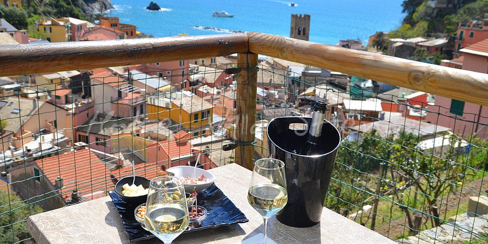 Hotel Villa Steno Panoramic Terrace Monterosso Al Mare Cinque Terre Liguria Italy